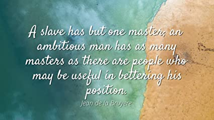 Amazon.com: Jean de la Bruyere - Famous Quotes Laminated ...
