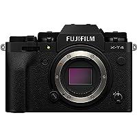 Fujifilm X-T4 Mirrorless Digital Fujifilm X-T4 Mirrorless Digital Camera Body, Black (16650467)