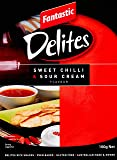 Fantastic Delites Sweet Chilli and Sour Cream Rice Crackers, 100g