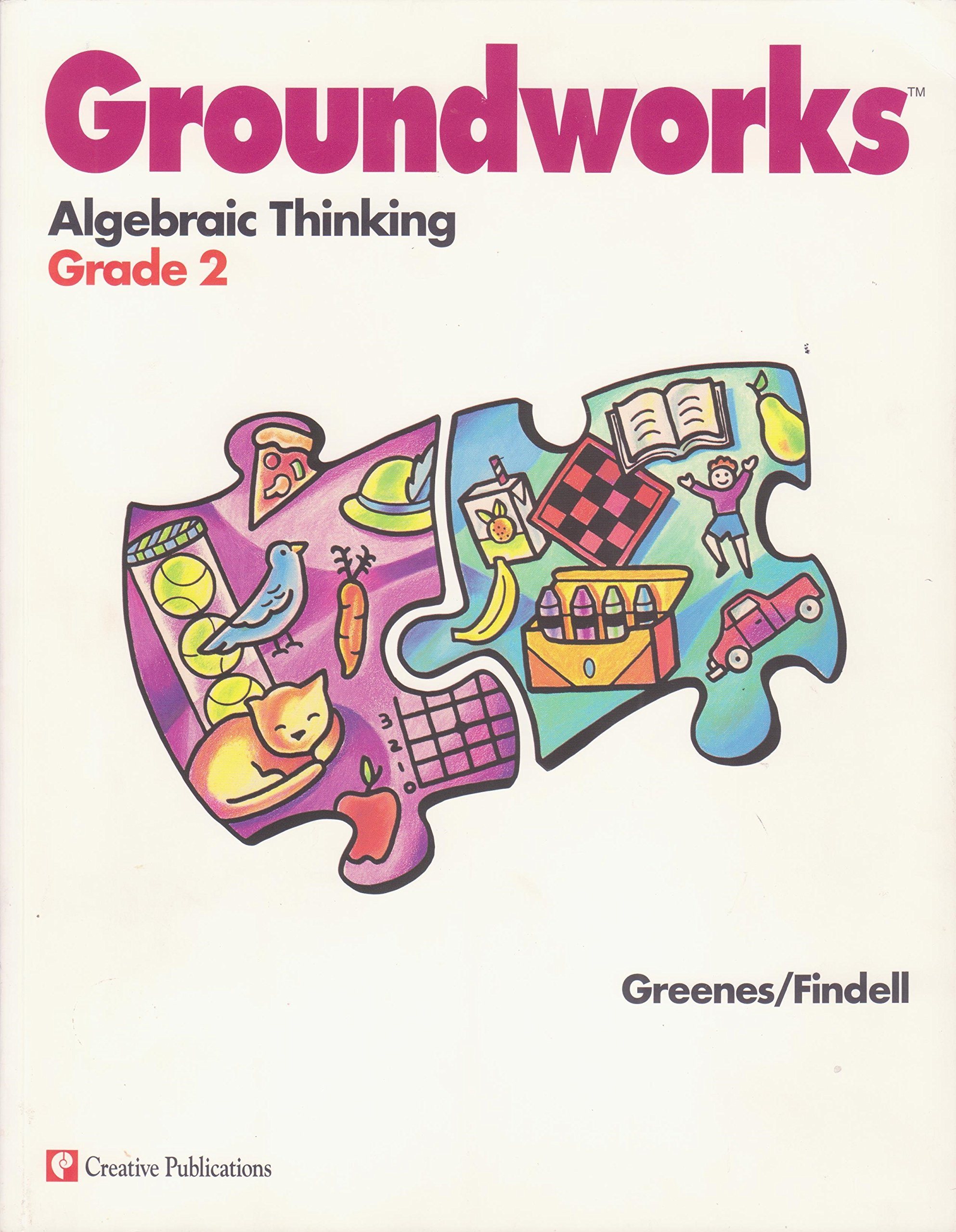 Groundworks Algebraic Thinking (grade 2) pdf