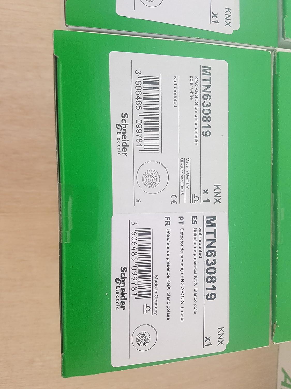 Schneider elec rls - cco 65 00 - Detector/detector presencia basic blanco: Amazon.es: Bricolaje y herramientas