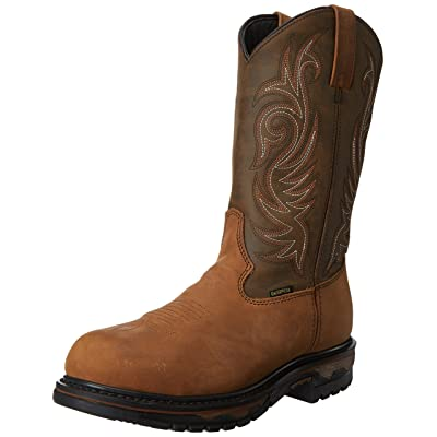 Laredo Men's Hammer Work Boot | Industrial & Construction Boots