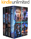 The Enhanced Series Boxset (Books 1-4)