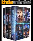 The Enhanced Series Boxset (Books 1-4)