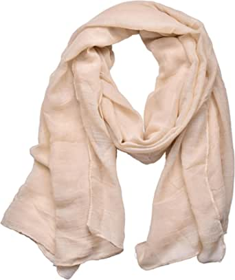 Womens Scarves Multi Pack Thin Fashion Long One Size Assorted Colours Gift New