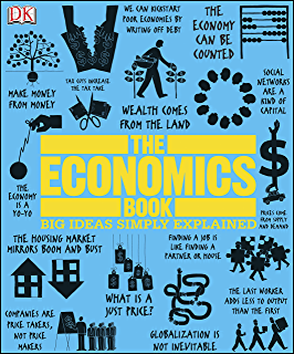 The philosophy book big ideas simply explained kindle edition the economics book big ideas simply explained fandeluxe Gallery