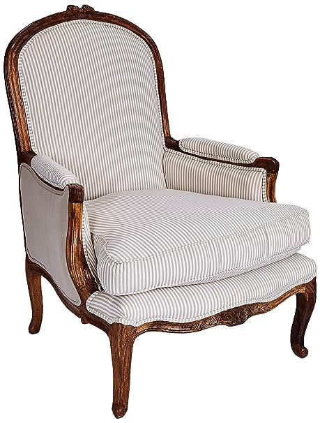Better & Best 056070 Butaca francesa tapizada grande de ...