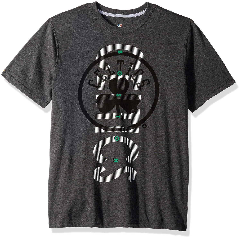 Unk NBA Gtm1860f-hch - Camiseta de Manga Corta para Hombre, Hombre ...