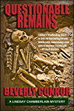 Questionable Remains: Lindsay Chamberlain Mystery #2 (Lindsay Chamberlain Mysteries)