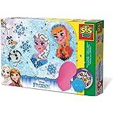 Frozen - Cuentas para planchar, multicolor, XL (SES 14736)