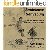 Battlelines: Gettysburg: Civil War Sketch Artists and the First Draft of War