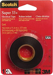 product image for Scotch Electrical Tape, 3/4-in x 450-in (03426NA)
