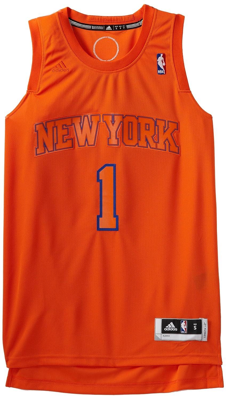 e30fc31b0 Amazon.com   NBA New York Knicks Winter Court Big Color Swingman Jersey