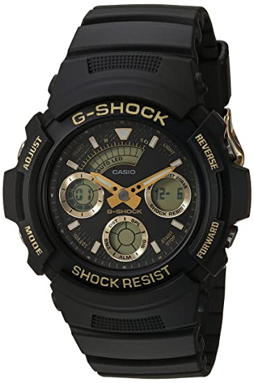 412511ef5659 Casio G Shock - Reloj casual de resina de cuarzo