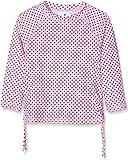 Snapper Rock Girls UPF 50+ Sun UV Protection Long Sleeve Swim Shirt Rash Vest For Kids & Teens