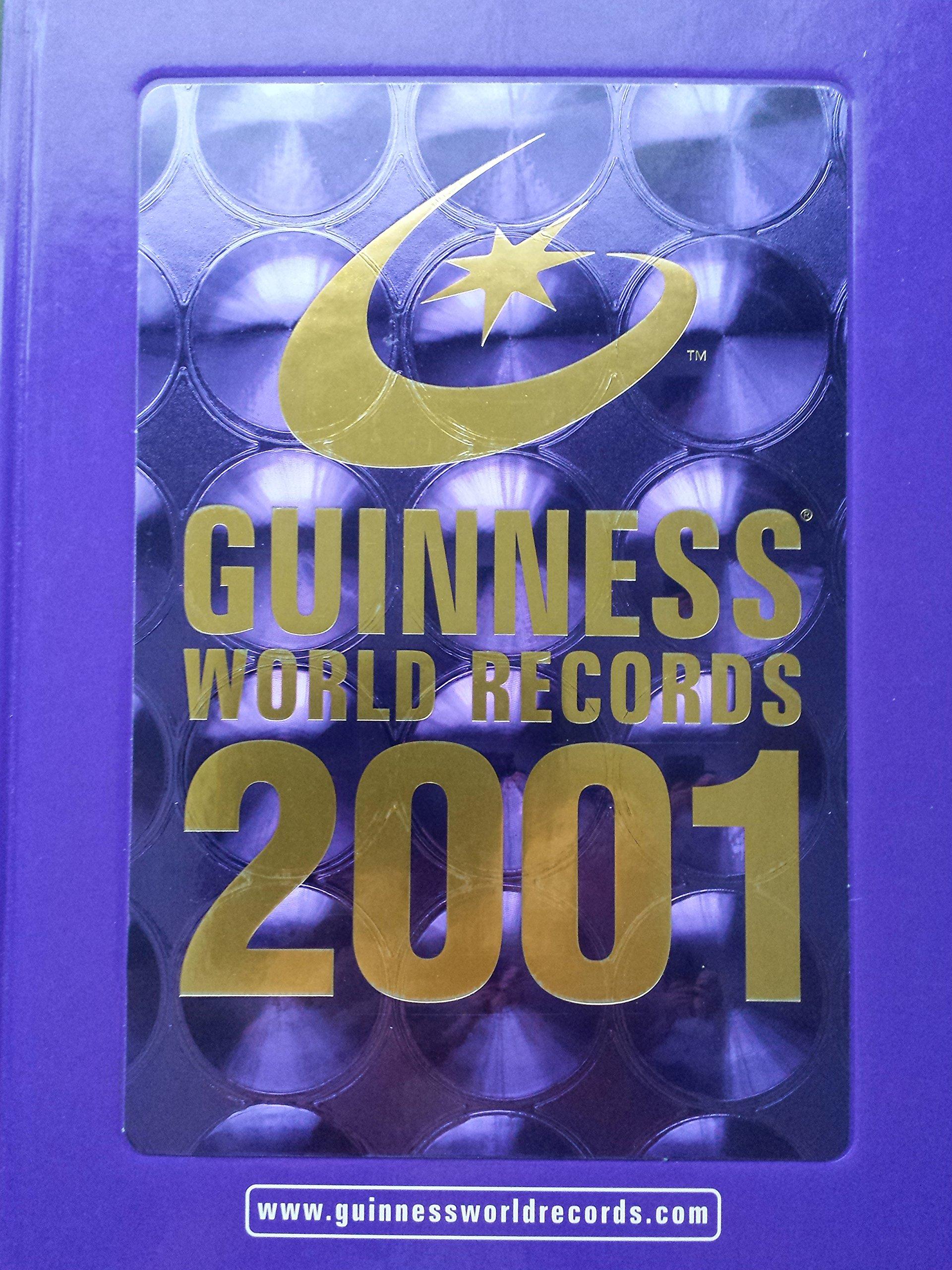 Guinness world records 2001 editor 9781892051011 amazon books ccuart Gallery