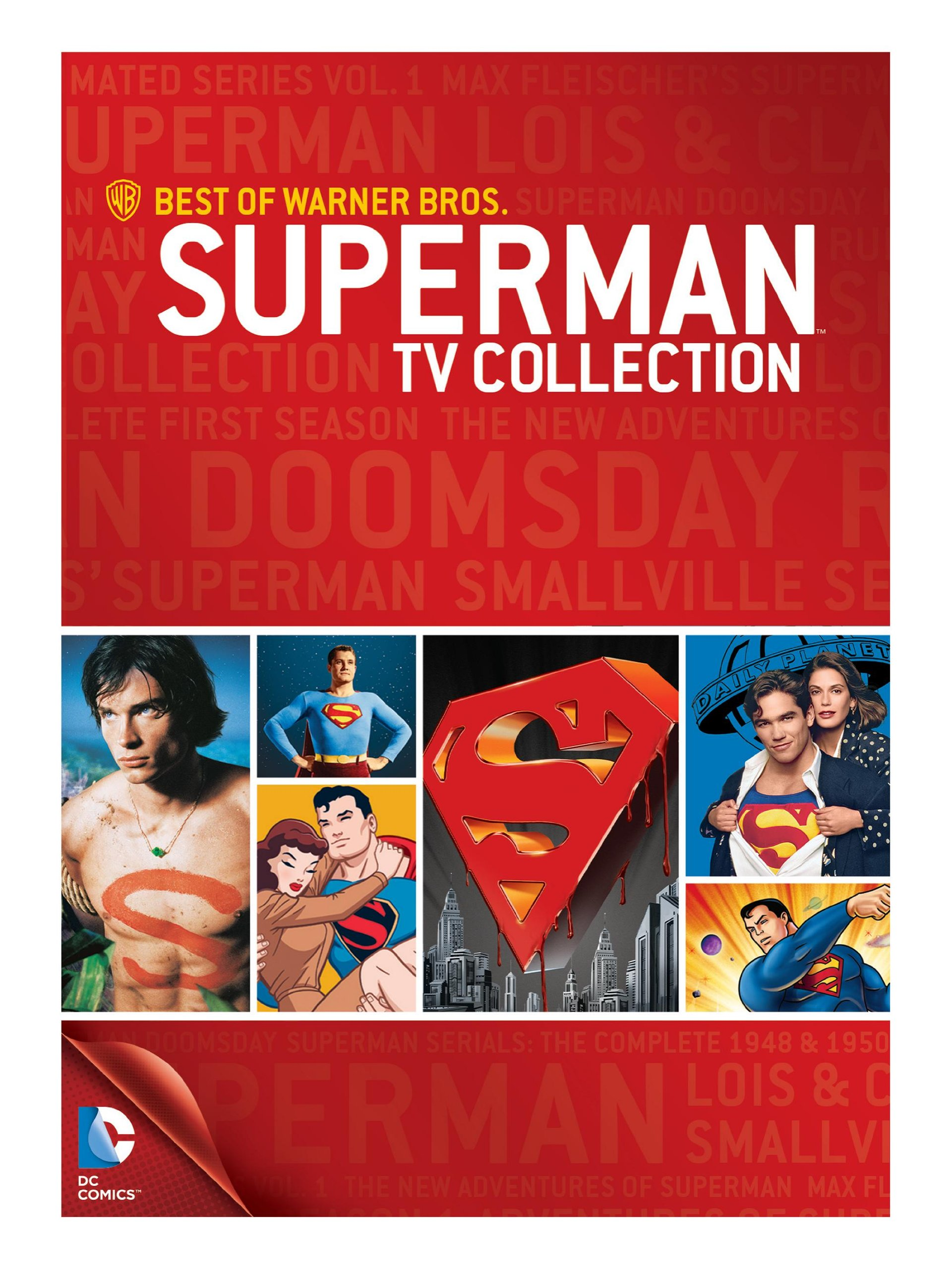 Best of Warner Bros, The - Superman TV Collection by Warner Bros