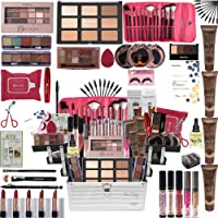 Maleta Maquiagem Maquiador Profissional Ruby Rose Luxo