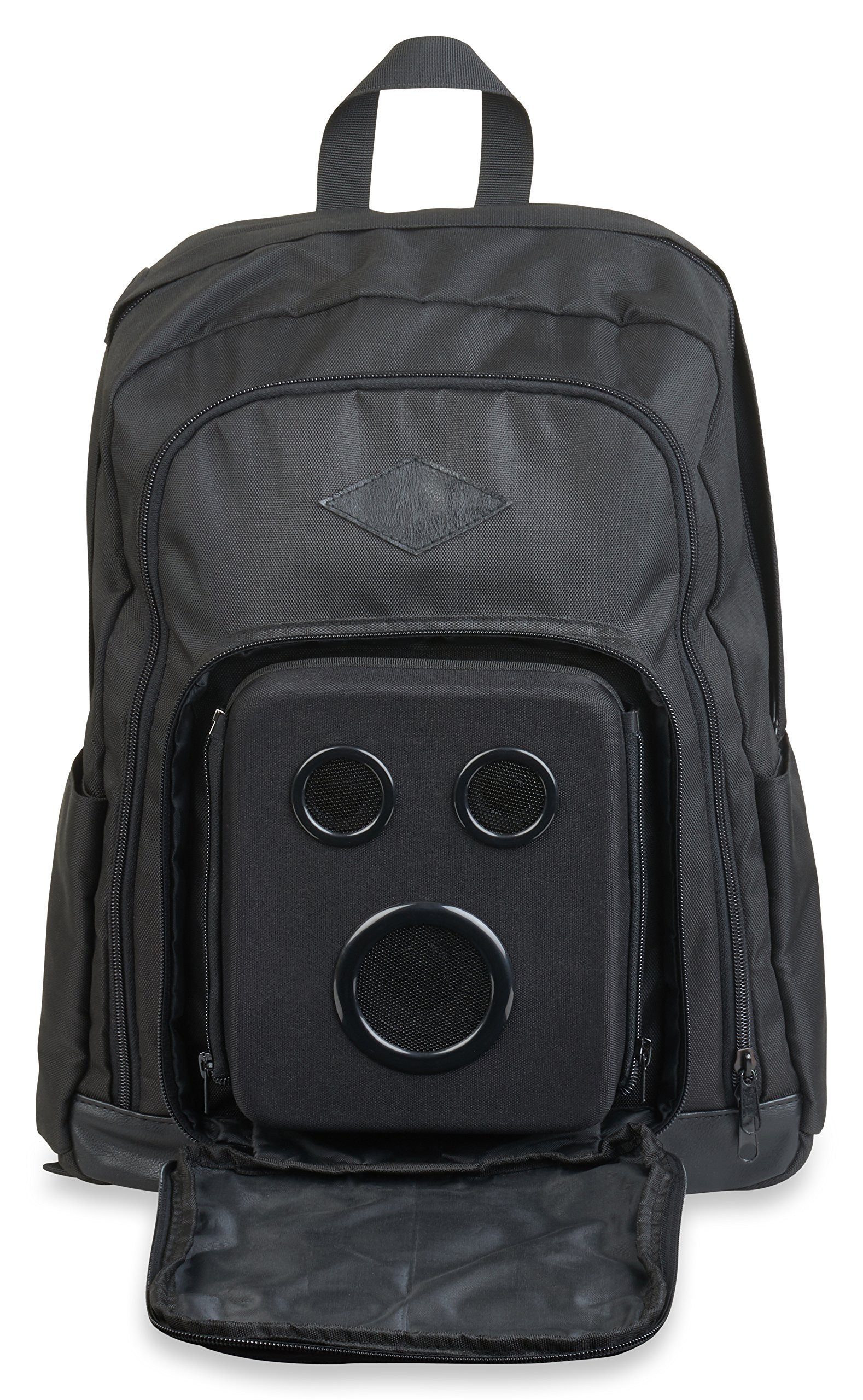 8db2c459c4 Bluetooth Speaker Backpack With 15-Watt Speakers Subwoofer for Parties    Festivals   Beach   School. Rechargeable
