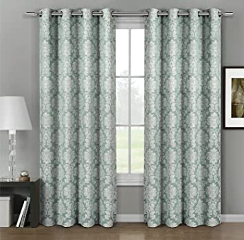 Curtains Ideas 54 inch long curtain panels : Amazon.com: Set of 2 Panels 108