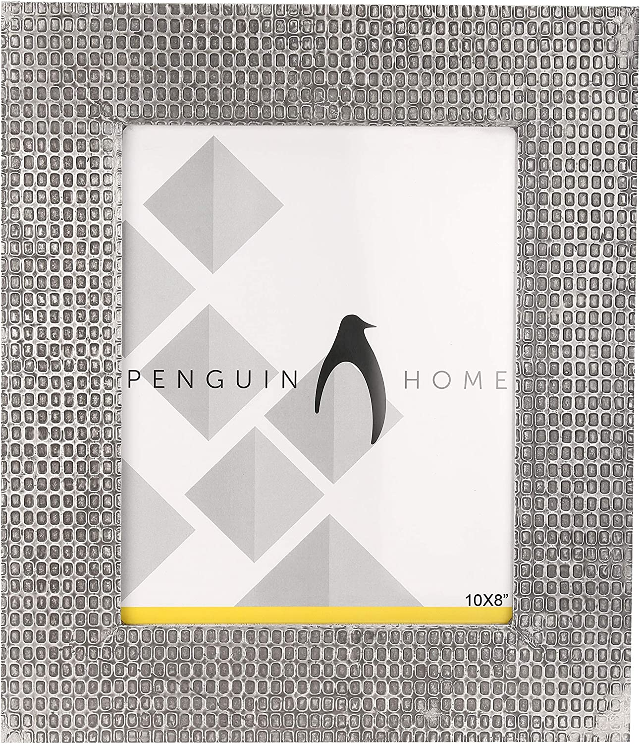 Vintage Freestanding 15 X 10 cm Perfect Gift for Family /& Friends Real Glass Window Penguin Home Handcrafted Photo Frame 6 X 4 Metal Finish Beautiful Design Portrait or Landscape