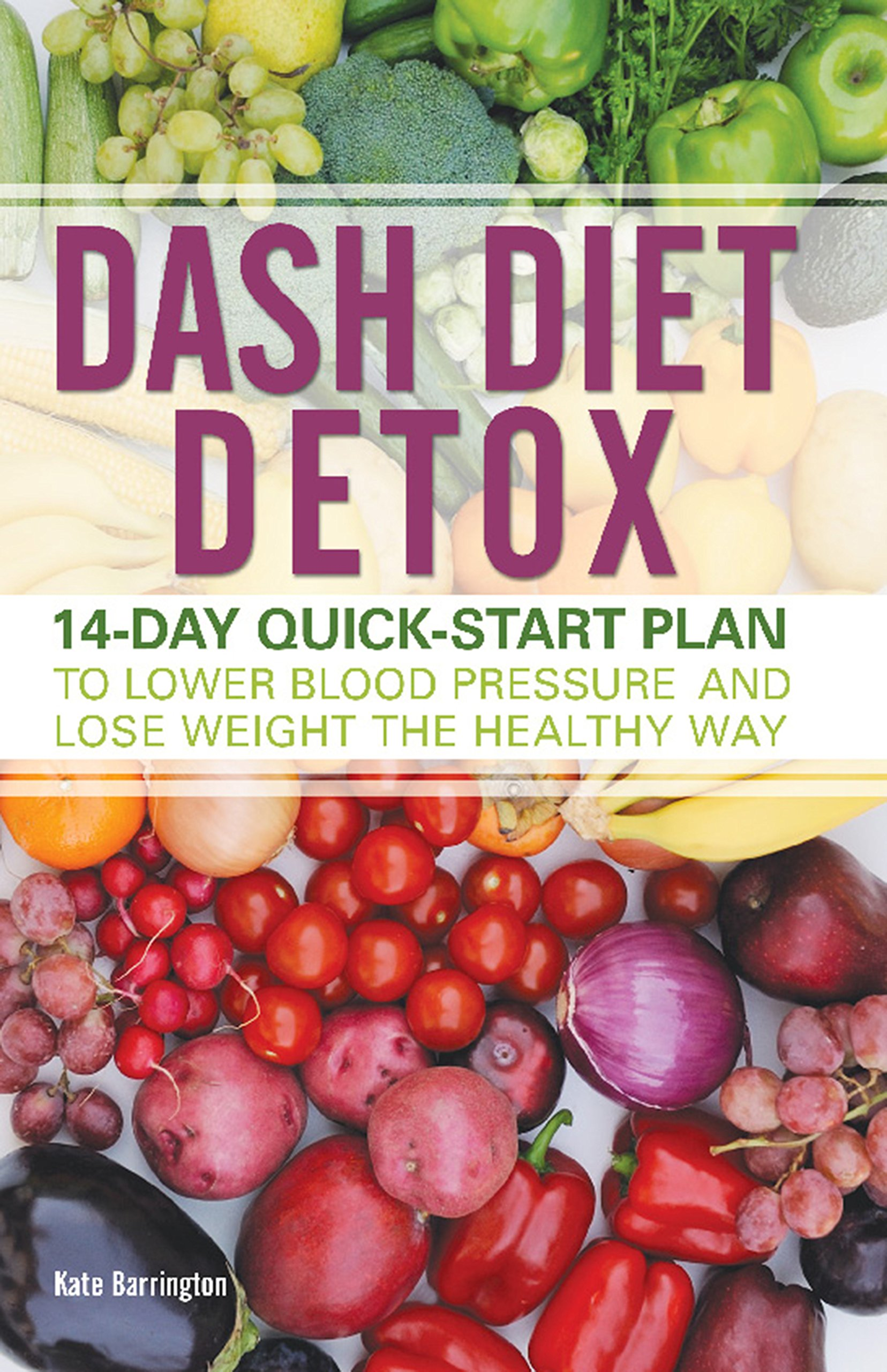 DASH Diet Detox Quick Start Pressure product image
