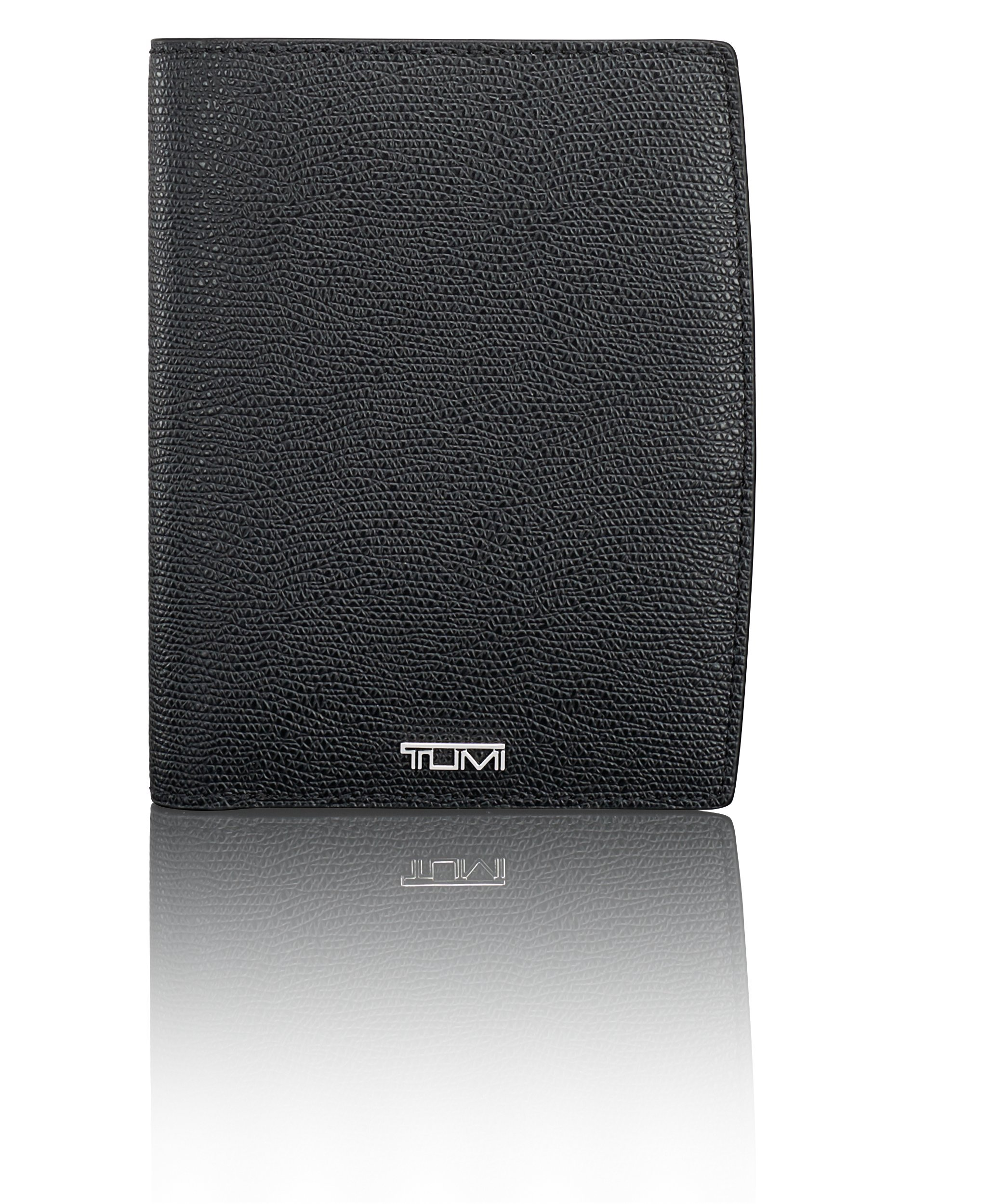 Tumi Women's Sinclair Passport Case, Black by Tumi