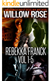 Rebekka Franck Series Box Set: Vol 1-5