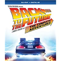 Back to the Future: The Complete Adventures (Blu-ray + Digital HD)