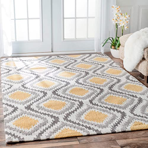 nuLOOM Matthieu Hand Hooked Area Rug