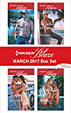 Harlequin Blaze March 2017 Box Set: Sizzling Summer Nights\Tempted\A Cowboy in Paradise\Her Holiday Fling