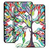 Kindle Paperwhite Case, iThrough Protection Case for Kindle Paperwhite eBook Reader (Tree)