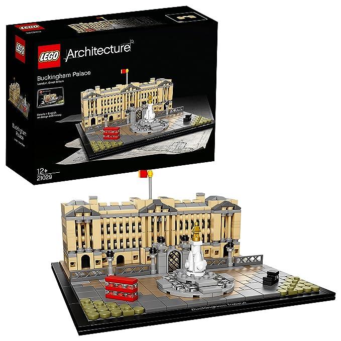150 opinioni per LEGO Architecture 21029- Set Costruzioni Architecture Buckingham Palace