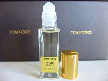 1932388cd44 Amazon.com   TOM FORD PRIVATE BLEND WHITE SUEDE EAU DE PARFUM 12ML ROLL-ON    Beauty