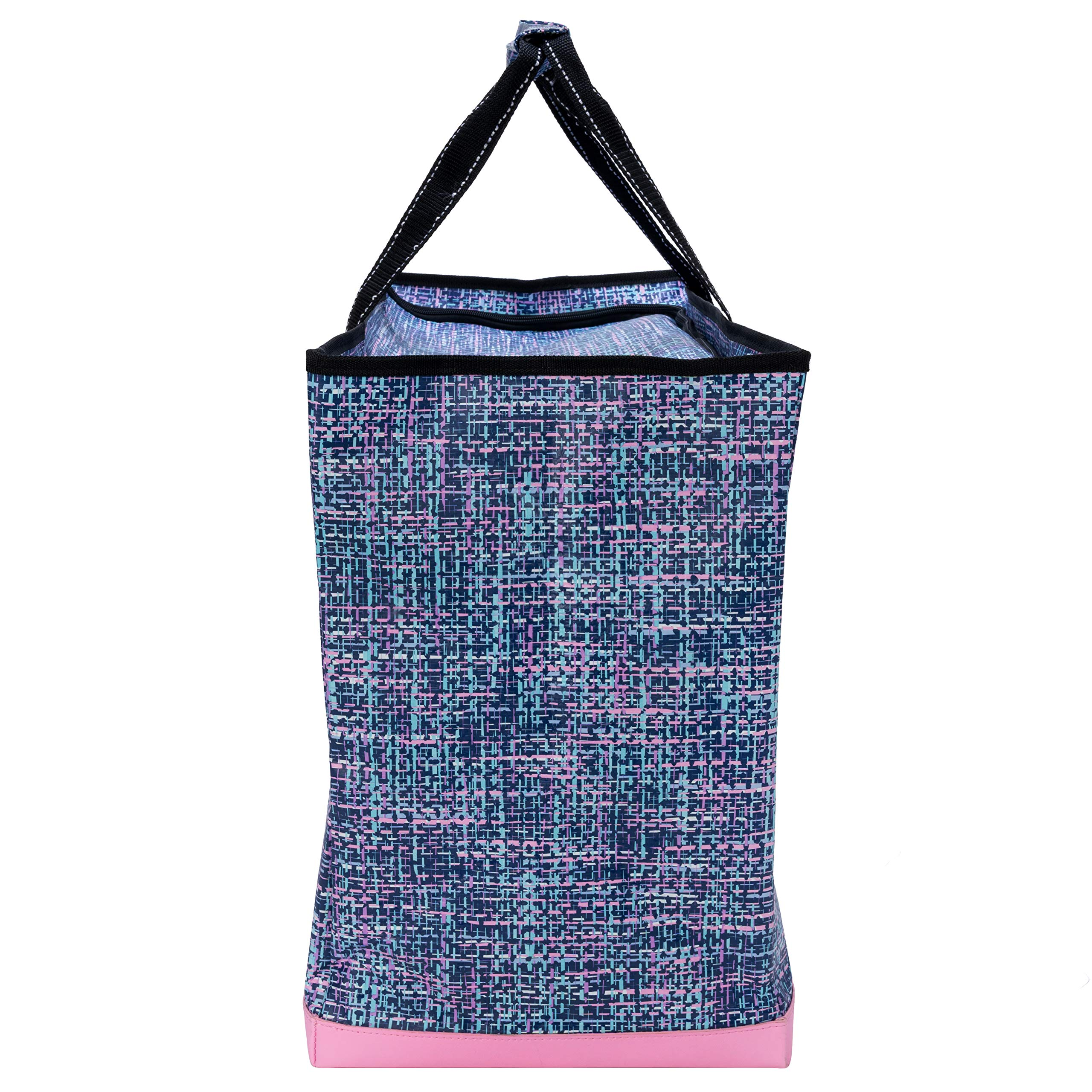 SCOUT 3 Girls Bag, Extra Large Water Resistant, Tote Bag, For the Beach, Pool and Everyday Use, Zips Closed, Tweedy Bird by SCOUT (Image #2)