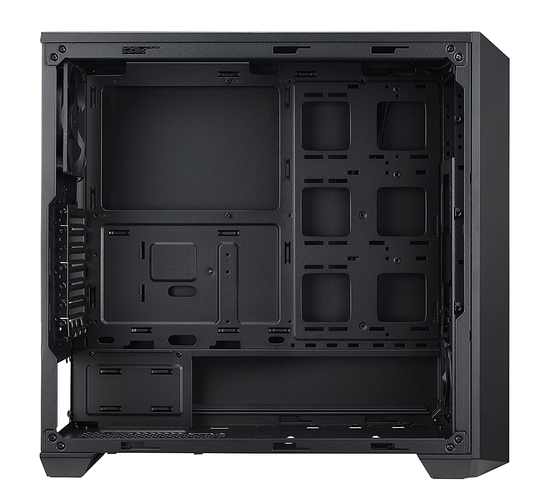 USB 3.0 Mini-ITX Cooler Master MasterBox 5 Black with Mesh Flow Front Panel Computer Case ATX Window Side Panel MCX-B5S1-KWNN-11 microATX
