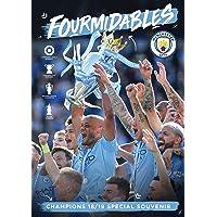 Manchester City - Fourmidables: Champions 18/19 Special Magazine Souvenir