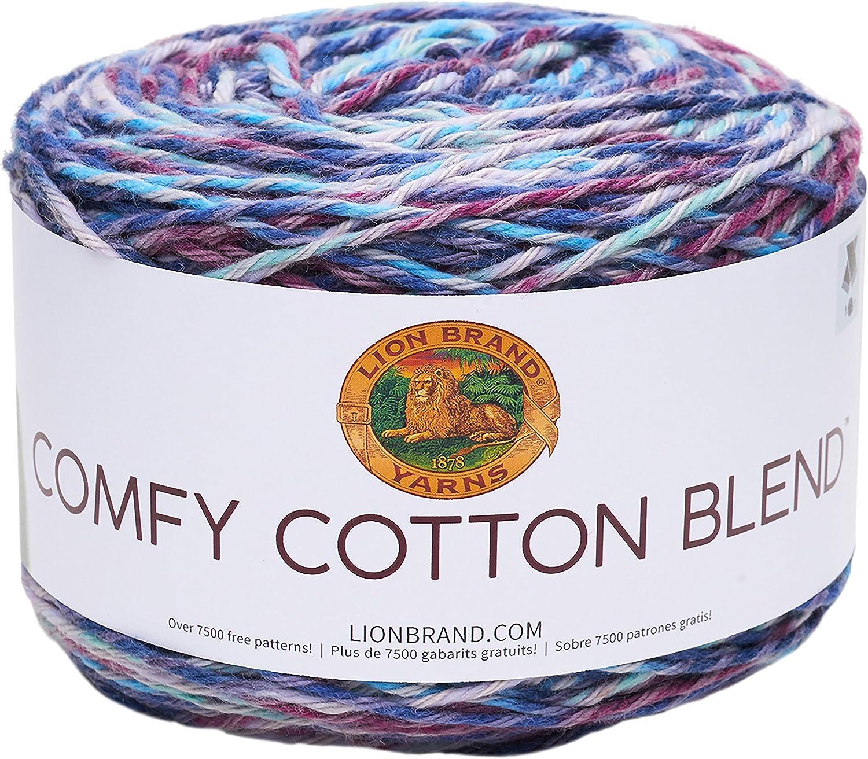 Lion Brand Cotton Blend Yarn
