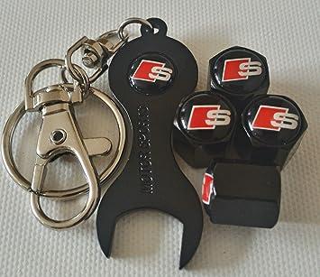 Speed Demons® Audi S Line Volante polvo válvulas con llaves ...