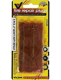 Victor 22-5-00112-8 Brown Tire Repair Plug - 5 Piece