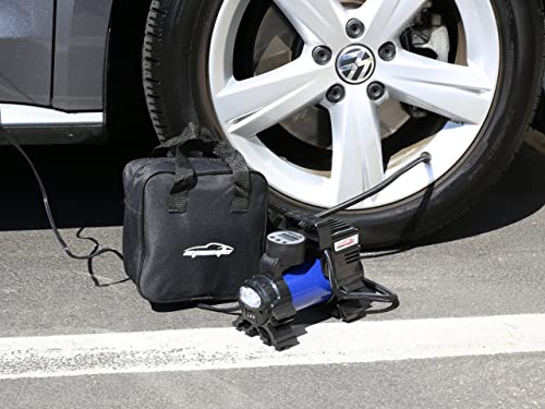 EPAuto Tire Inflator is designed to offer many conveniences.