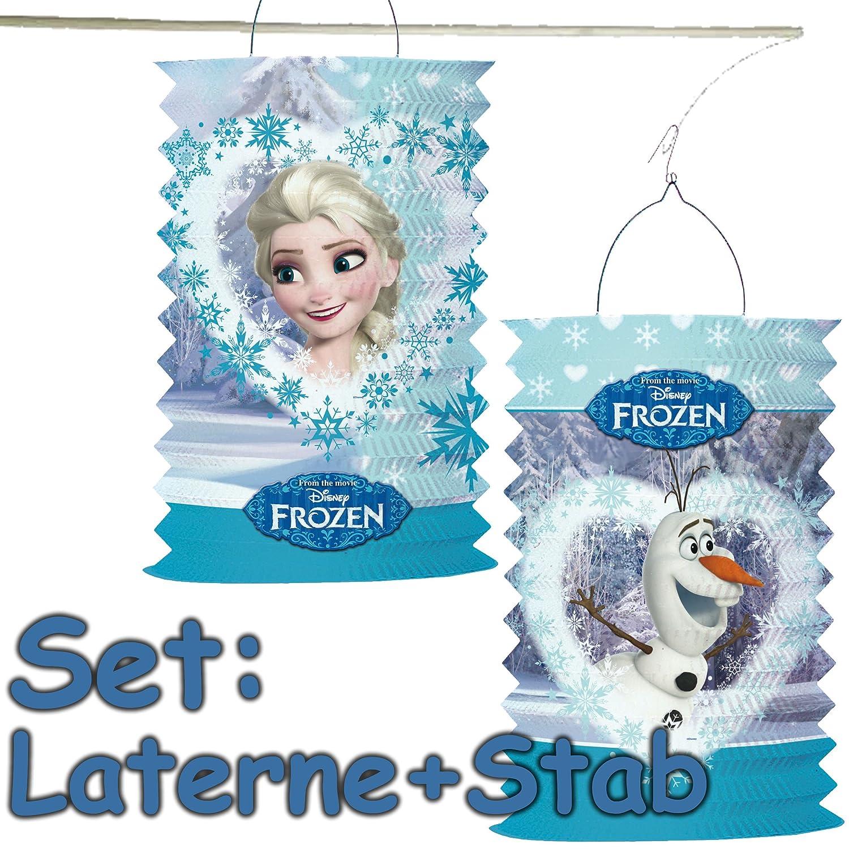 Set: Tren Farol + Varilla * Frozen - Anna, Elsa y Olaf ...