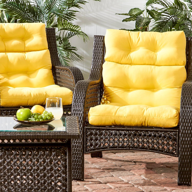 Unique High Back Patio Chair Cushions