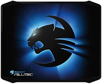 Roccat Alumic Double-Sided - Alfombrilla Gaming (331 x 272 x 3mm): Amazon.es: Informática