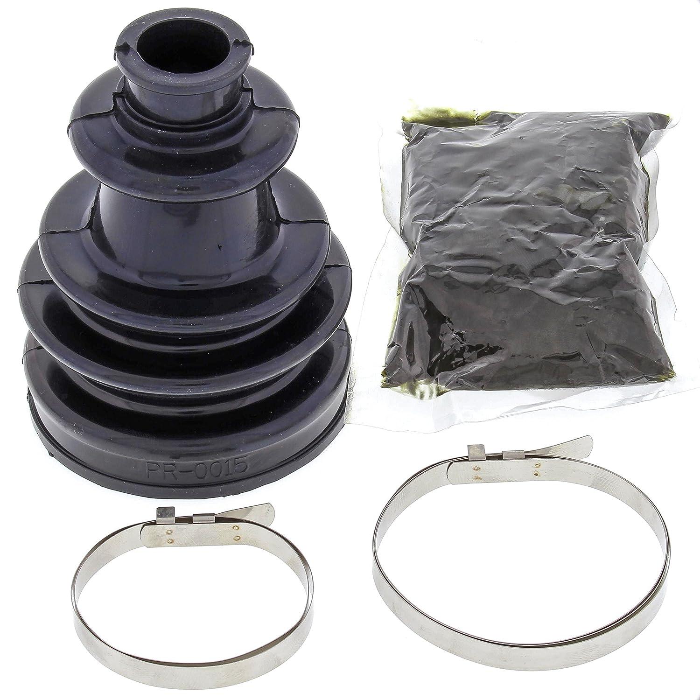 All Balls 19-5021 Black 21mm x 67mm x 104.5mm Long CV Boot Kit