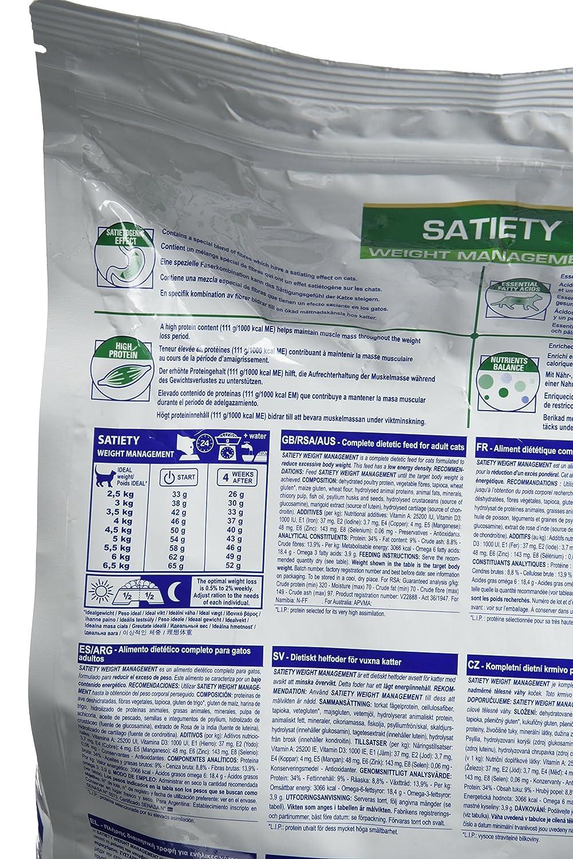 ROYAL CANIN Alimento para Gatos Satiety Support Weight Management SAT34-3.5 kg: Amazon.es: Productos para mascotas