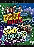 Camp Rock 1 & 2 [Import anglais]