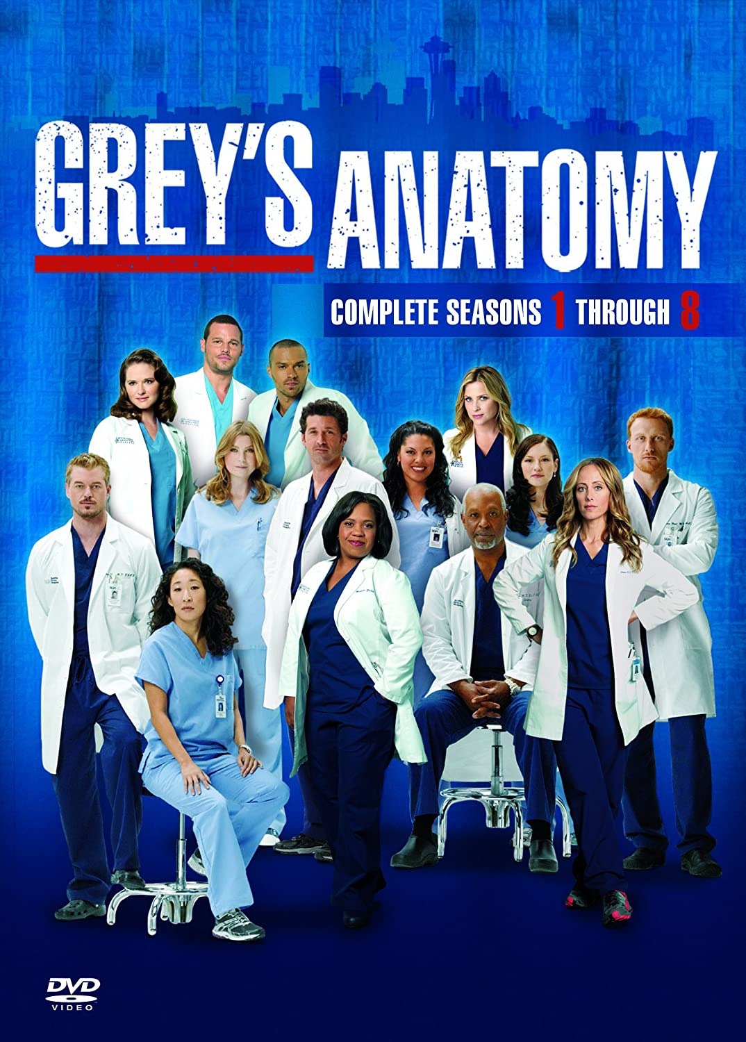 Grays anatomy watch