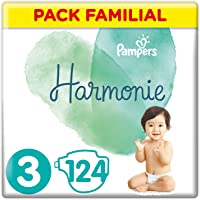 Pampers: Promotions sur les couches Harmonie Taille 3