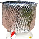 Thermal Cover for the 3.5 Gallon Automatic Dog Waterer By Critter Concepts